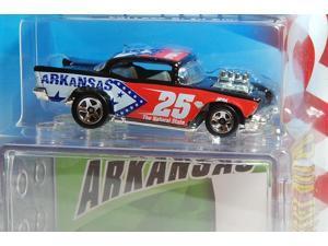 Hot Wheels Connect Cars '57 Chevy Arkansas