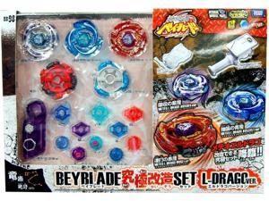 Beyblade Metal Ultimate Reshuffle Customize Set L-Drago BB-98