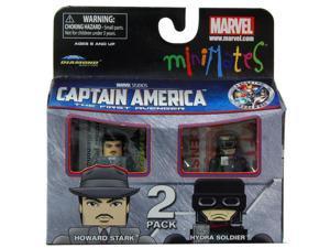 Marvel Minimates Series 40 Howard Stark & Hydra Soldier