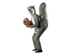 Squirrel Costume Adult Standard