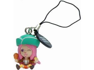 One Piece Log Memories 03 Figure Strap: Jewelry Bonney