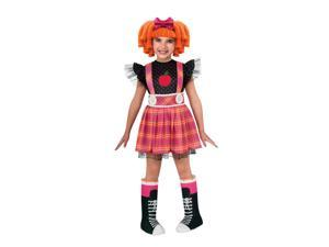 Lalaloopsy Deluxe Bea Spells A Lot Costume Child