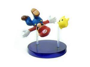 Super Mario Galaxy Desk Top Figure Gachaball Mario