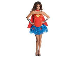 Wonder Woman Sexy Corset Dress Adult