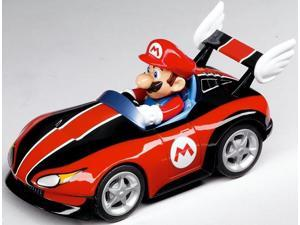 Super Mario Brothers Nintendo Wii Pull And Speed Kart Mario
