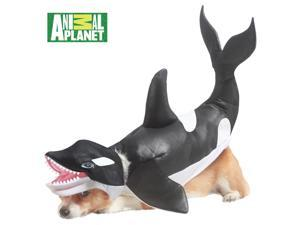 Animal Planet Orca Whale Dog Pet Costume