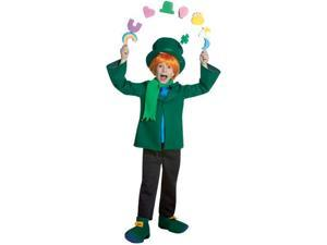 Lucky Charms Leprechaun Child Costume
