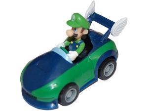 """Super Mario Bros Mario Kart Capsule 2"""" Figure Luigi"""