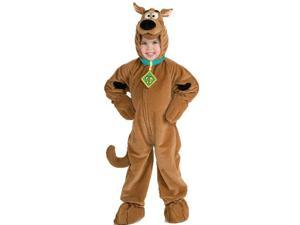 Scooby Doo Deluxe Plush Costume Toddler Large