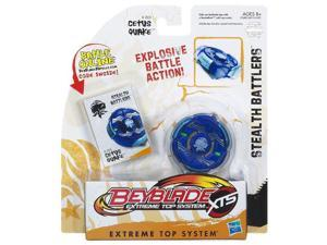 Beyblade Bey Stealth Battlers X-203 Cetus Quake