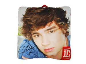 "1D One Direction Photo 10"" Collectible Pillow Liam"