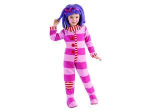 Lalaloopsy Deluxe Pillow Feather Bed Costume Child Toddler 2T-4T
