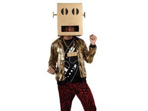 LMFAO Robot Pete Party Rock Anthem Costume Adult One Size Fits Most