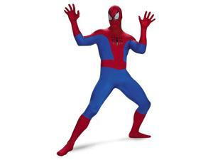 Spiderman High End Adult Costume X-Large 42-46