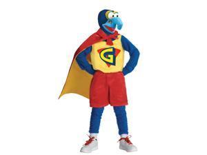 The Muppets Gonzo Costume Child Medium 8-10