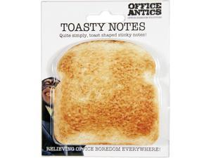 Toasty Office Novelty Sticky Notes