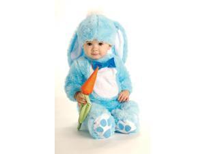 Blue Bunny Rabbit Costume 0-6 Months