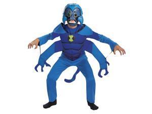 Ben 10 Spider Monkey Costume Child Medium 7-8