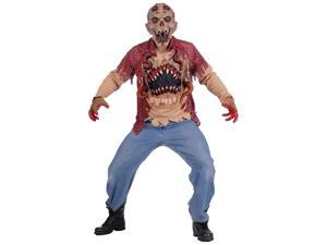 Alien Abduction Adult Male Horror Costume One Size Fits Most
