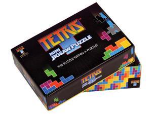 Tetris Mini 100 Piece Jigsaw Puzzle