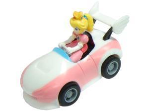 """Super Mario Bros Mario Kart Capsule 2"""" Figure Princess Peach"""