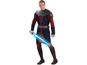 Star Wars Animated Deluxe Eva Anakin Skywalker Adult Costume X-Large