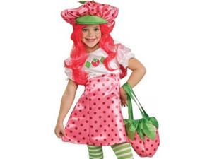 Strawberry Shortcake Deluxe Costume Toddler 2T-4T
