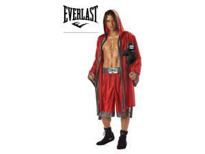 Everlast Boxer Fighter Adult Costume X-Large 44-46