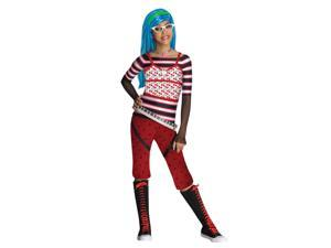 Monster High Ghoulia Yelps Costume Child Small 4-6