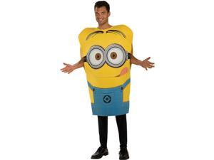 Despicable Me 2 Minion Dave Foam Costume Adult One Size Fits Most