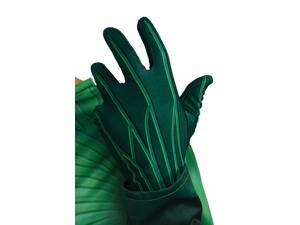Green Lantern Gloves Costume Accessory Adult