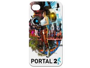 Portal 2 For iPhone 4 Poster Design Case