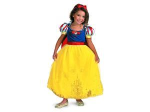 Disney Princess Storybook Snow White Costume Dress Toddler 3T-4T
