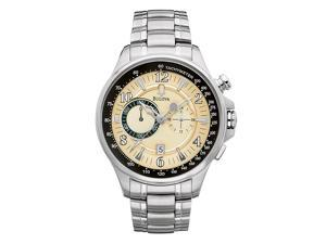 Bulova Adventurer Chronograph Mens Watch 96B140