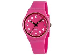 Swatch Originals Dragon Fruit Pink Dial Unisex watch #GP128