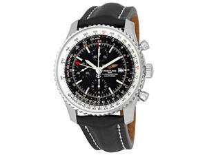 Breitling Navitimer World Mens Watch A2432212-B726BKLD