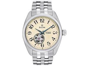 Bulova Mechanical Men's Automatic Watch 96A124