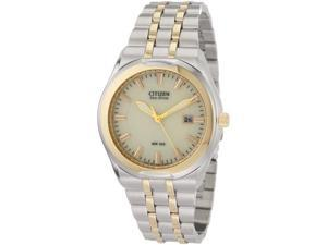 Citizen Eco-Drive Corso Champagne Dial Men's watch #BM6844-57P
