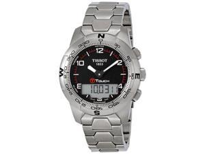 Tissot T-Touch II Altimeter/Compass Black Dial Men's watch #T047.420.44.057.00