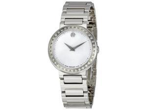 Movado Concerto Diamond Ladies Watch Watch