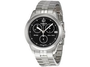 Tissot PR100 Chrono Black Dial Men's watch #T049.417.11.057.00