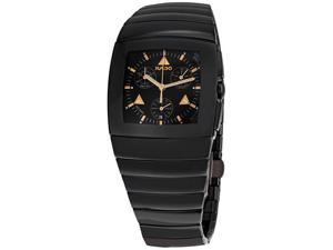 Rado Sintra Black Ceramic Chronograph Mens Watch R13477182
