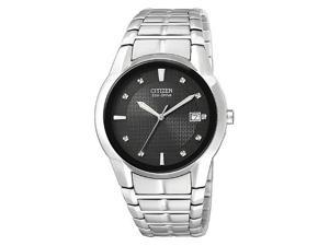 Citizen Eco Drive Mens Stainless Steel Watch