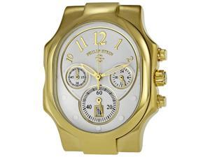 Philip Stein Classic Small Gold Plated Chronograph Ladies Watch 22GP-FWG