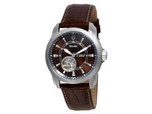 Bulova Men's Strap Collection watch #96A108
