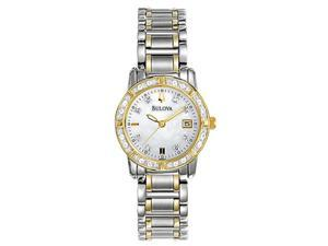 Bulova Diamond Ladies Watch 98R107