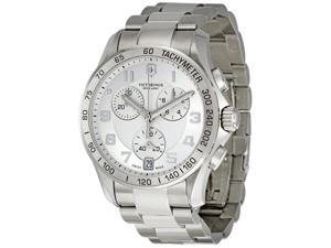 Victorinox Swiss Army Classic Chronograph Stainless Steel Mens Watch 241499
