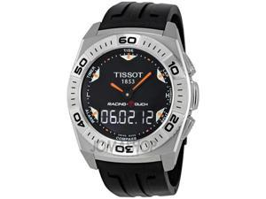 Tissot Racing T-Touch Black Rubber Mens Watch T0025201705102