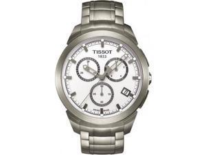 Tissot Chronograph Titanium Mens Watch T0694174403100