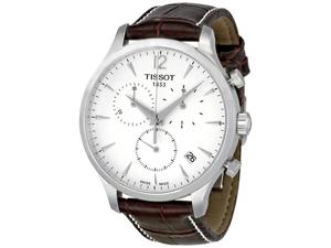Tissot T Classic 經典三眼計時男錶 T0636171603700